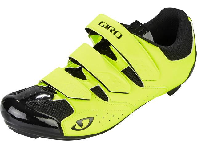 Giro Techne Chaussures Homme, highlight yellow